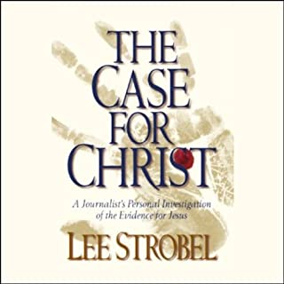 The Case for Christ audiobook cover art