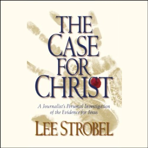 The Case for Christ cover art