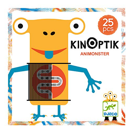 Great Features Of DJECO Kinoptik Animonster Construction Design Toy