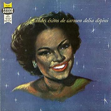 Grandes Éxitos De Carmen Delia Dipiní