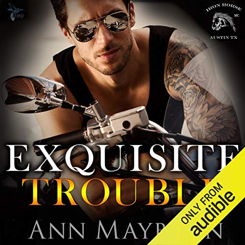 Exquisite Trouble  By  cover art