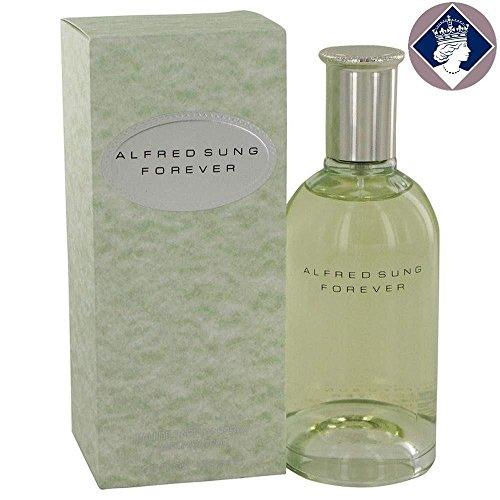 Alfred Sung Forever Eau de Parfum Spray for Women, 4.2 oz