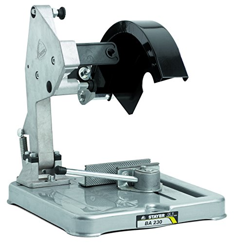 Stayer 12.301 Soporte PROFESIONAL para amoladoras de Ø230mm