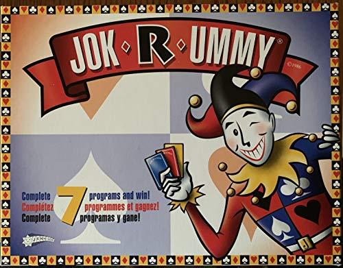 Jennick Games JOKRummy Card Game  Joker Rummy