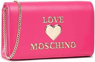 Love Moschino Precollezione SS21 | Borsa a Spalla da Donna, Fuxia, Normal