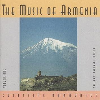 The Music of Armenia, Vol. 1: Sacred Choral Music