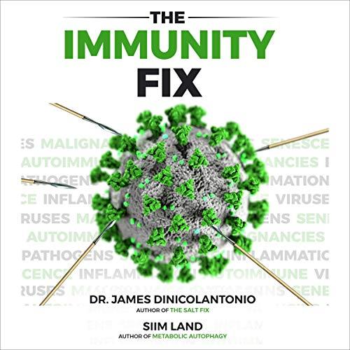 The Immunity Fix cover art