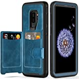 Galaxy S9 Plus Wallet Case,S9 Plus Wallet Case with Card Holder...