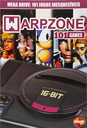 Mega Drive - Coleção WarpZone 101 Games