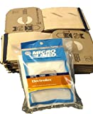 24 Electrolux C Bags and 2 After Filters