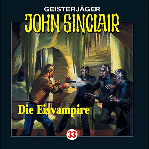 Die Eisvampire audiobook cover art
