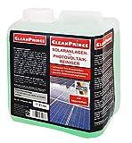 2 Litro Limpiador Del Sistema Solar Solar Limpiador Unidad Solar Limpiador de Fotovoltaica Dispositivo Producto de Limpieza en 1 Litros Botella