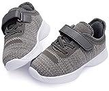 FANSITE Toddler/Little Kid Boys Girls Shoes Running/Walking Sports Sneakers 9 Grey b