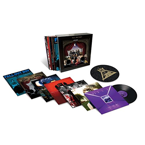 Studio Album Collection (Vinyl Box Ltd. Edt.) [Vinyl LP]