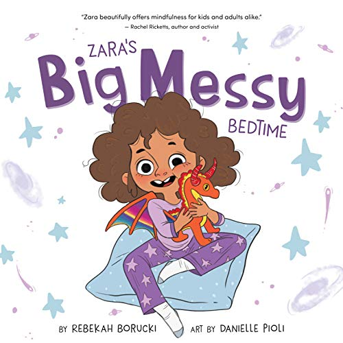 Zara's Big Messy Bedtime by Borucki, Rebekah ebook deal