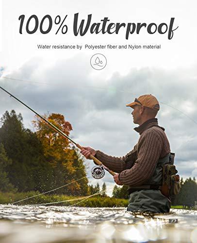 100% Wasserdichte Wathose