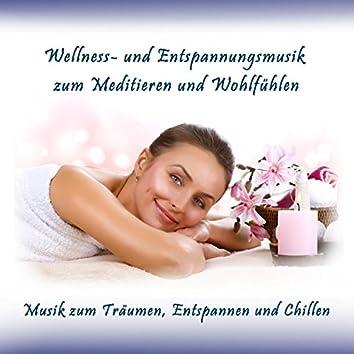 Wellness und Entspannungsmusik zum Meditieren und Wohlfühlen (Musik zum Träumen, Entspannen und Chillen)