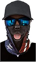 SAINDERMIRA 3D Animal Printed Balaclava Headwear Multi Functional Face Mask For Outdoor Cycling Riding Motorcycle