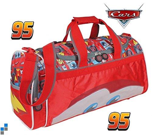 Bambini sport borsa da viaggio borsa Disney Cars 50 cm