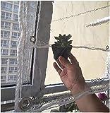 ZHANGQINGXIU Lonas Impermeables Exterior,Lona Impermeable, Resistente, PVC, Película Suave, Hoja, Ojal, Protección Solar, A Prueba De Lluvia, Protección Contra El Frío, Paneles De Cortina De Ventana,