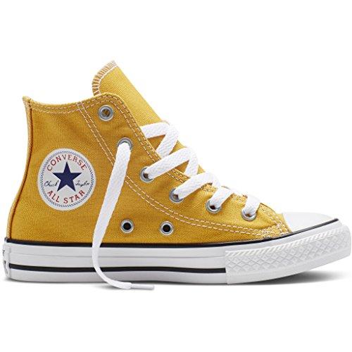 converse all star gialle bambino