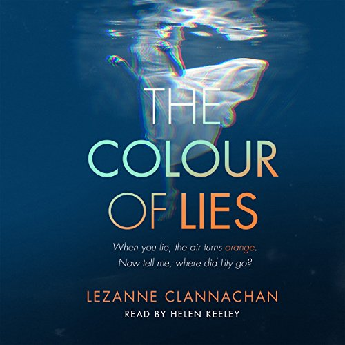 The Colour of Lies cover art