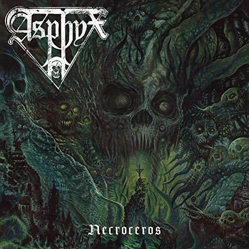Necroceros (black LP & Poster) [Vinyl LP]