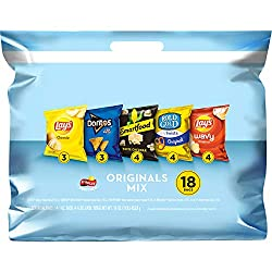 Frito-Lay Originals Mix Variety Pack, 18Count