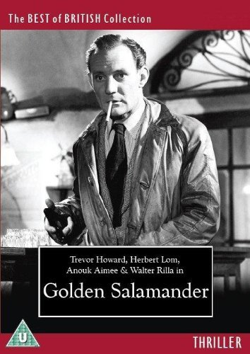 Golden Salamander [UK Import]
