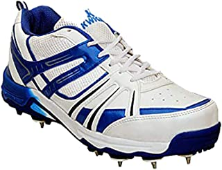 KWICKK Prospeed Full Spike Cricket Shoes