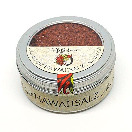 Pfefferbraut rotes Hawaii Salz