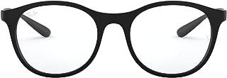 Ray-Ban RX7166 Round Eyeglass Frames
