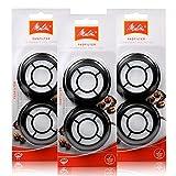 3 x Melitta filtre à café permanent / filtre pad p SENSEO nouvelle génération