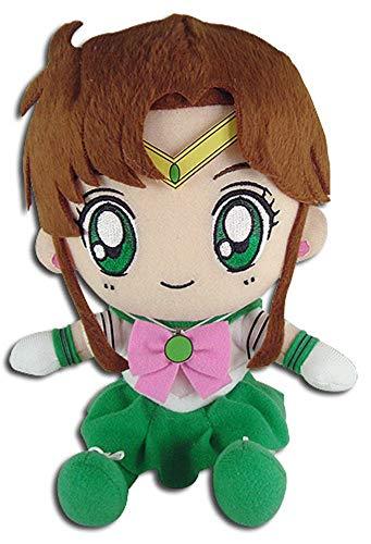 Great Eastern Entertainment Sailor Moon- Sailor Jupiter Plush 7' H