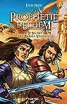 La prophétie d'Elhem, tome 1 : Le secret des pierres vivantes par Rose