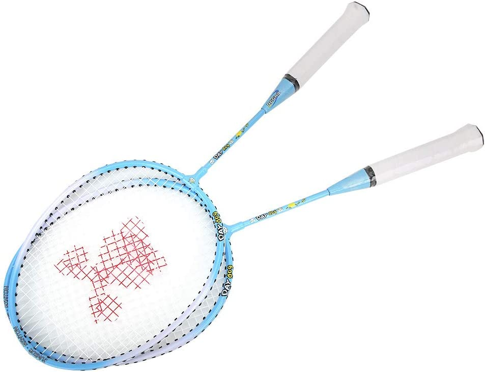 Detroit Mall LZKW Badminton Racket for Children Outdo Lightweight Sturdy and 55% OFF
