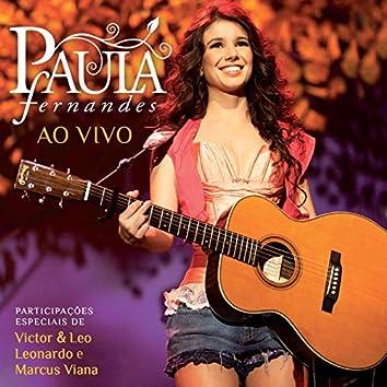 Paula Fernandes Ao Vivo (Live From São Paulo / 2010)