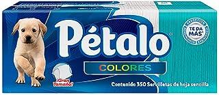 Pétalo Servilletas, color, 350 Piezas, 350.0 count