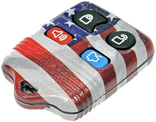Dorman 13607US Keyless Entry Transmitter Cover for Select Ford / Lincoln /...