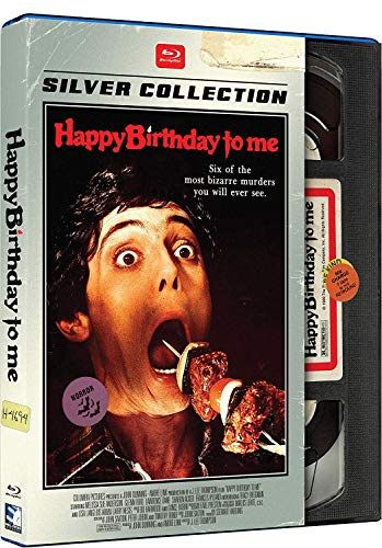 Happy Birthday To Me - Retro VHS Style [Blu-ray]