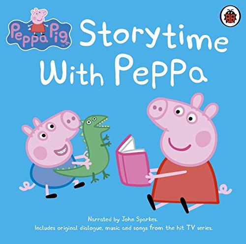 Peppa Pig: Storytime with Peppa (CD).