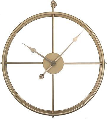 Amazon Com Telechron Spindle Wall Clock Dark Wood Home