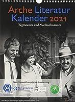 Arche Literatur Kalender 2021: Tagtraeumer und Nachtschwaermer