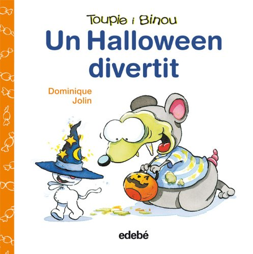Un Halloween divertit (Toupie i Binou)