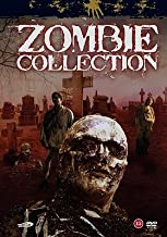 Zombie Collection Uncut 4 Disc DVD Box: The Beyond (1981) + City of the Living Dead (1980) Zombie Flesh Eaters...
