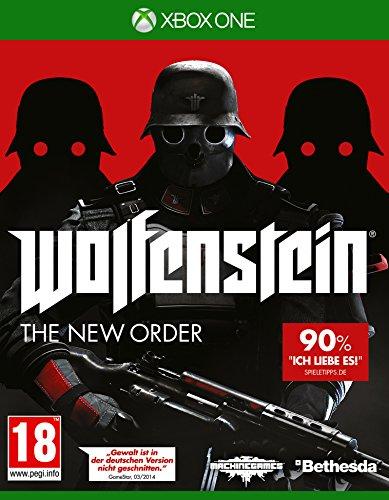 Wolfenstein: The New Order (AT-PEGI) (Xbox ONE)