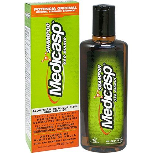 Medicasp Coal Tar Gel Anti-Dandruff Shampoo - Treats...