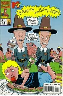 MTV's Beavis and Butt-Head #11 : Pull My String (Marvel Comics)