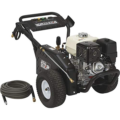 Review Of Northstar Gas Cold Water Portable Pressure Washer Power Washer - 4000 PSI, 3.5 GPM, Honda ...