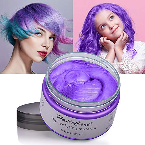 4 Colors Temporary Hair Dye Wax